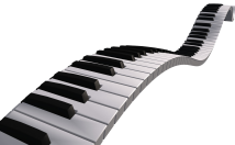 ensinar-te a tocar piano