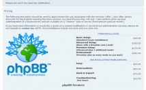 instalar um fórum em phpBB com 3 MODs